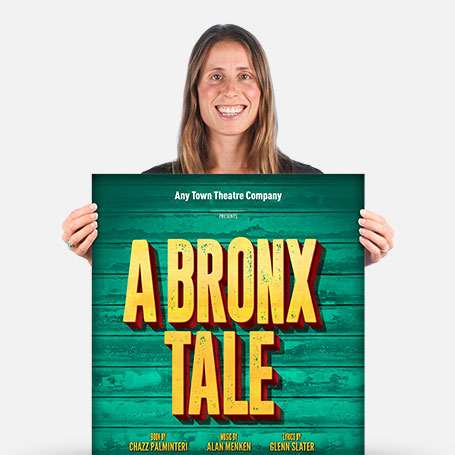 A Bronx Tale Official Show Artwork