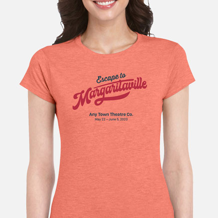 Escape to Margaritaville Cast & Crew T-Shirts