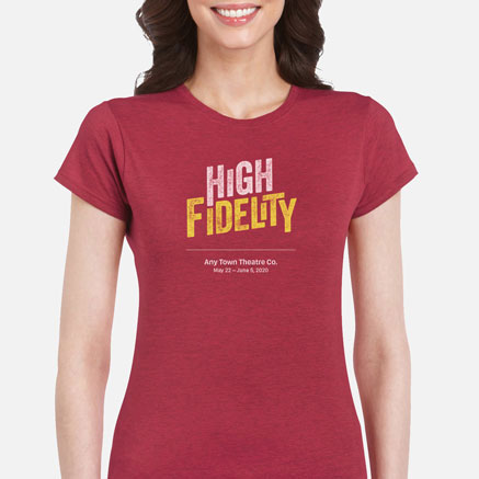 High Fidelity Cast & Crew T-Shirts