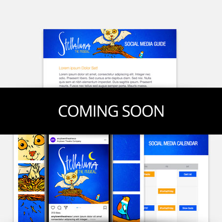 Stellaluna Promotion Kit & Social Media Guide