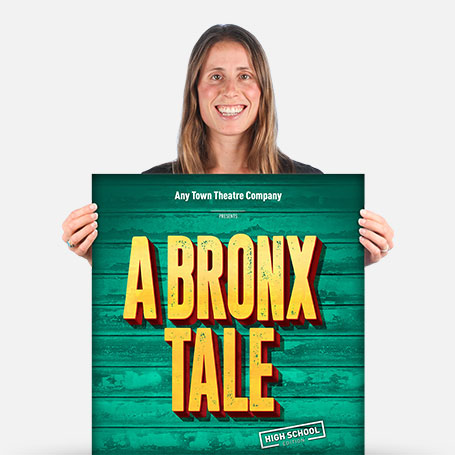 A Bronx Tale High School Edition Official Show Artwork