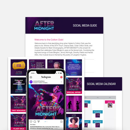 After Midnight Promotion Kit & Social Media Guide