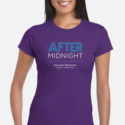 After Midnight Cast & Crew T-Shirts