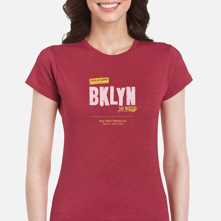 BKLYN the Musical Stay-At-Home Cast & Crew T-Shirts