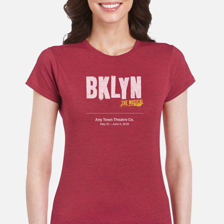 BKLYN the Musical Cast & Crew T-Shirts