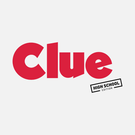 Clue (High School Edition) Logo Pack