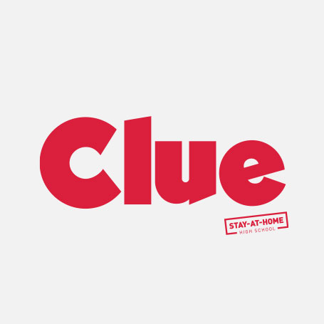 Clue Stay-At-Home (High School) Logo Pack