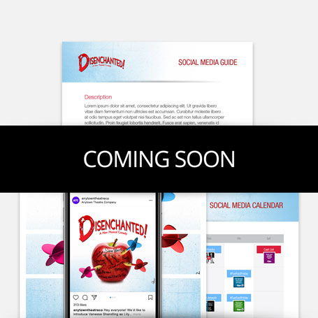 Disenchanted! Promotion Kit & Social Media Guide