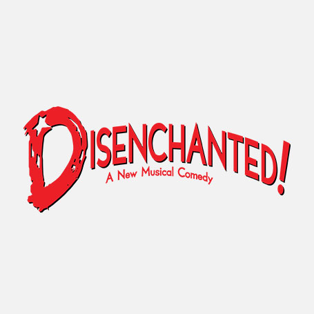 Disenchanted! Stay-At-Home Version Logo Pack