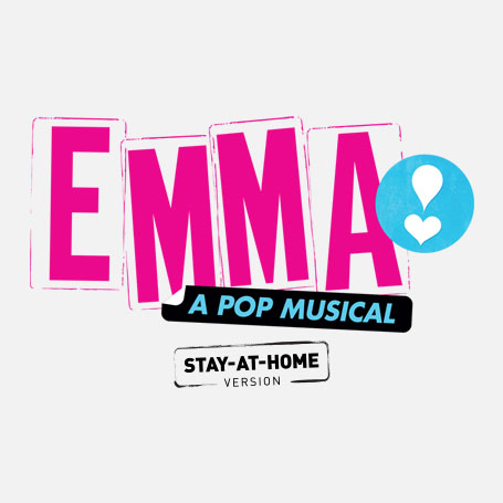 Emma: A Pop Musical Stay-At-Home Logo Pack