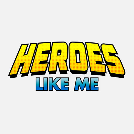Heroes Like Me Logo Pack