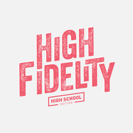 High Fidelity High School Edition Logo Pack