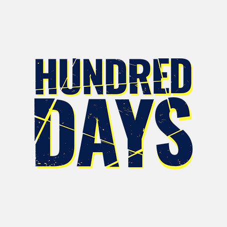 Hundred Days Logo Pack
