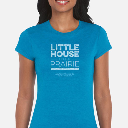 Little House on the Prairie Cast & Crew T-Shirts