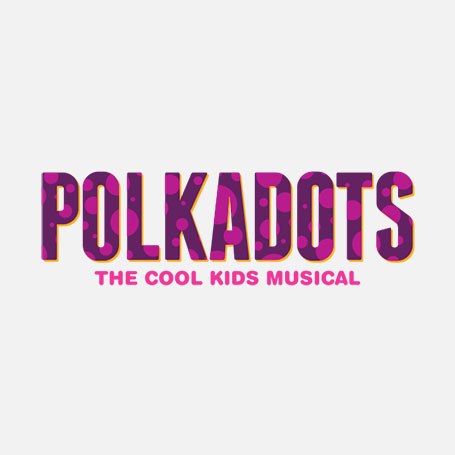 Polkadots: The Cool Kids Musical Logo Pack