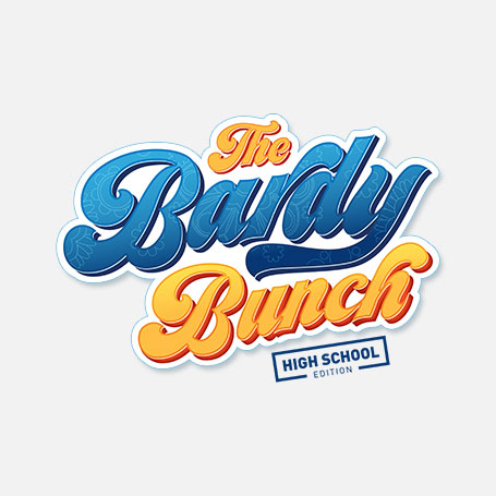 The Bardy Bunch High School Edition Logo Pack