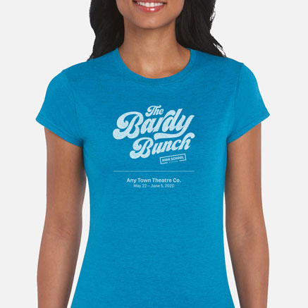 The Bardy Bunch High School Edition Cast & Crew T-Shirts