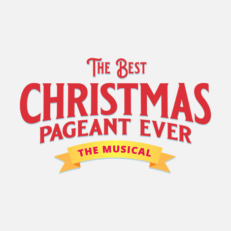 The Best Christmas Pageant Ever: The Musical Logo Pack