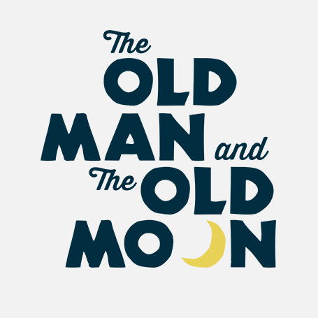 The Old Man and the Old Moon Logo Pack
