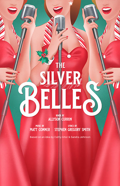 The Silver Belles Poster