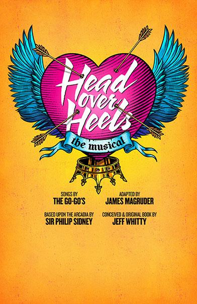 Head Over Heels – Broadway Licensing