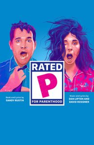 Rated P for Parenthood Poster